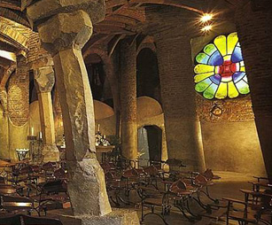 Gaudi: The Crypte, Santo Coloma de Cervello