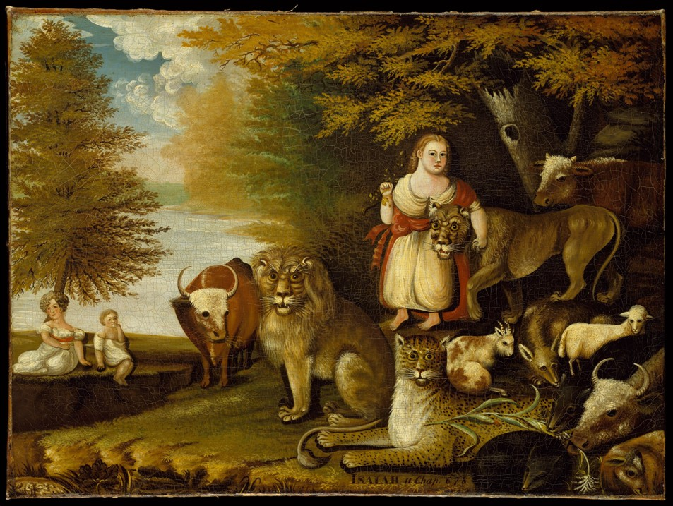 the peaceable kingdom essays favoring non-sectarian christianity